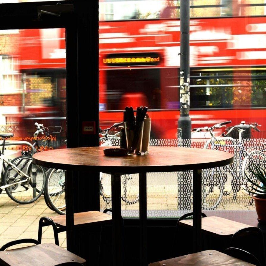 Arbequina Tapas Restaurant and Bar, Cowley Road, Oxford - Interior - Bay Window