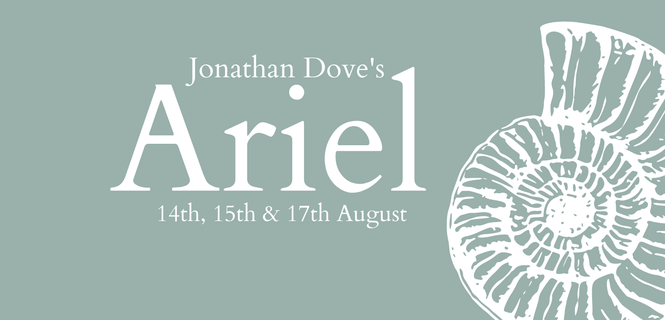Waterperry Opera Festival 2021 - Jonathan Dove's Ariel