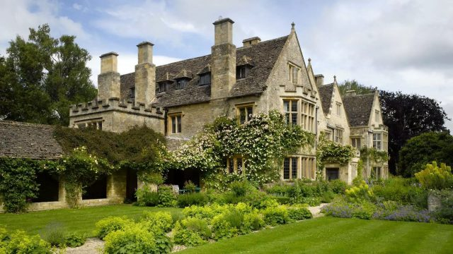 Asthall Manor, Burford