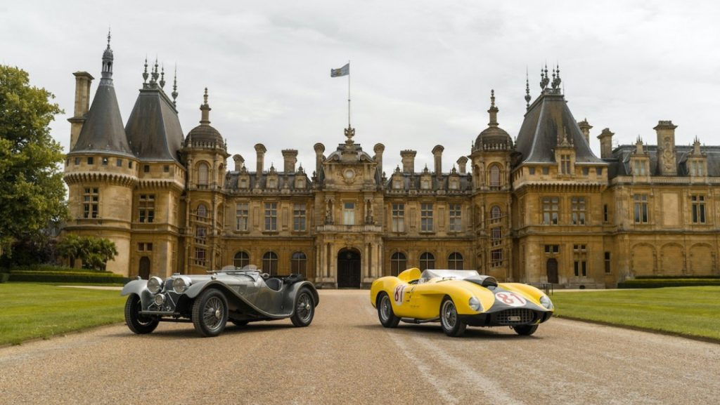 Auto Royale Concours d'Elegance at Waddesdon