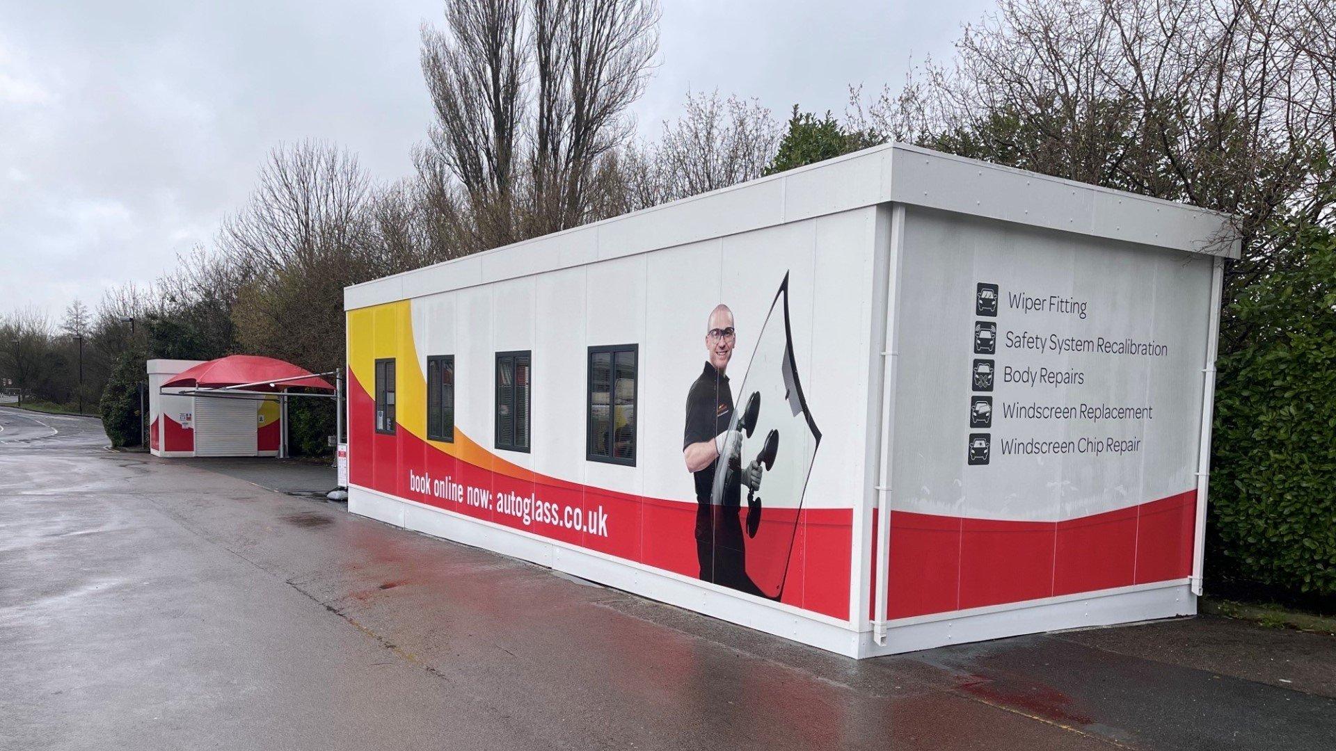 Autoglass opens new centre in Oxford