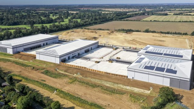 Oxfordshire sees record take-up of industrial space in 2020