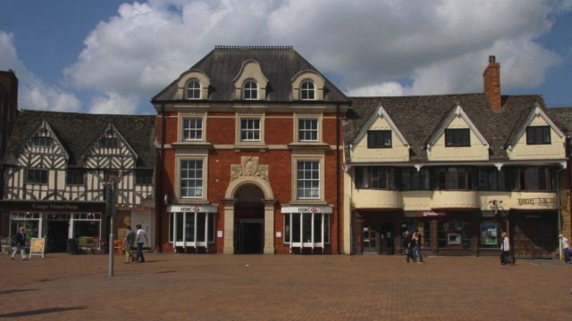 Banbury Market Place, Banbury, Oxfordshire