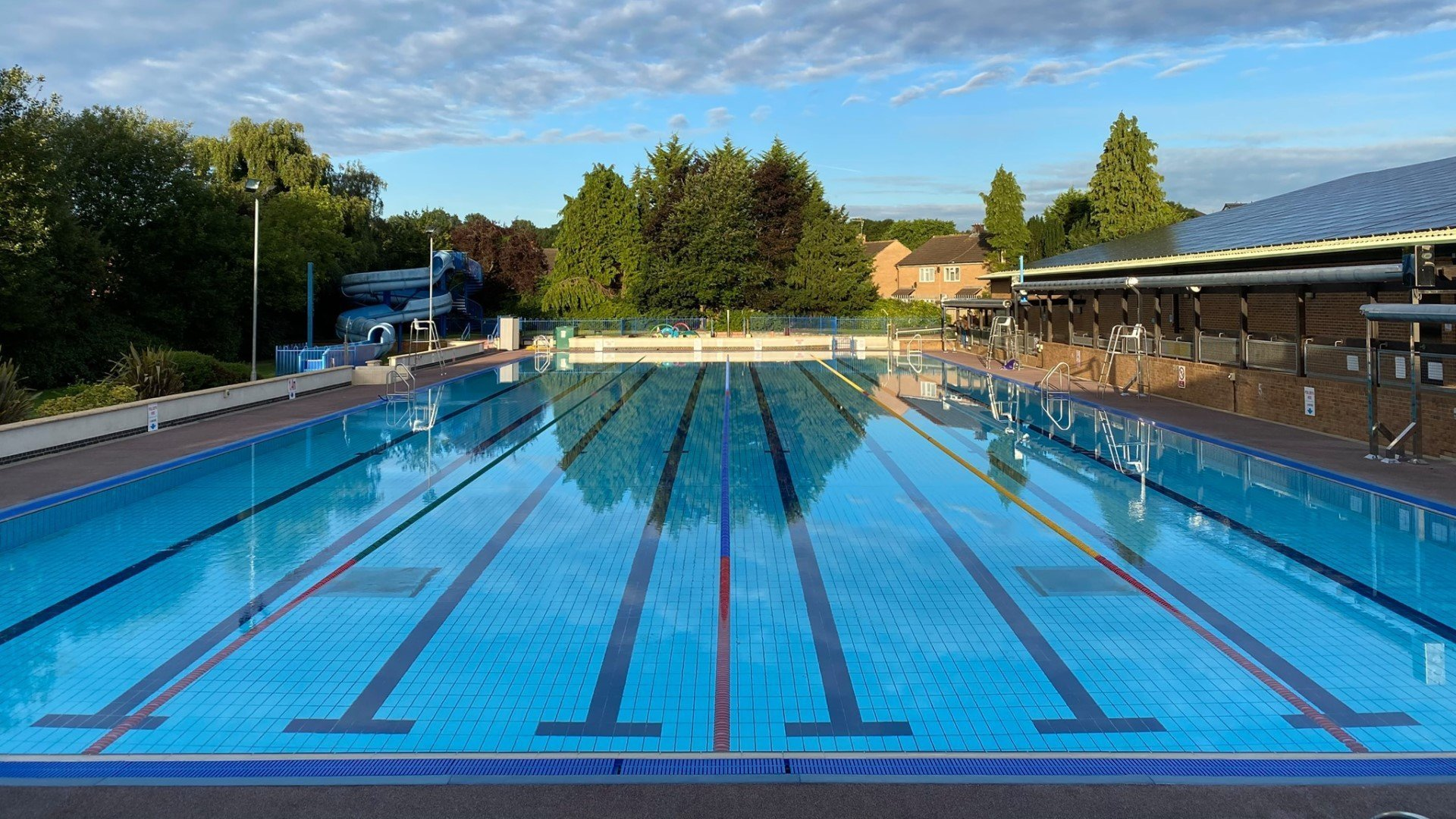 Banbury Open Air Pool, Banbury