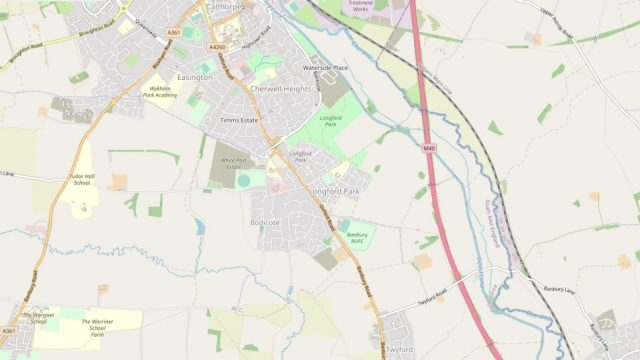 Cherwell approves 825 new homes at Longford Park with land for football ground as a requirement