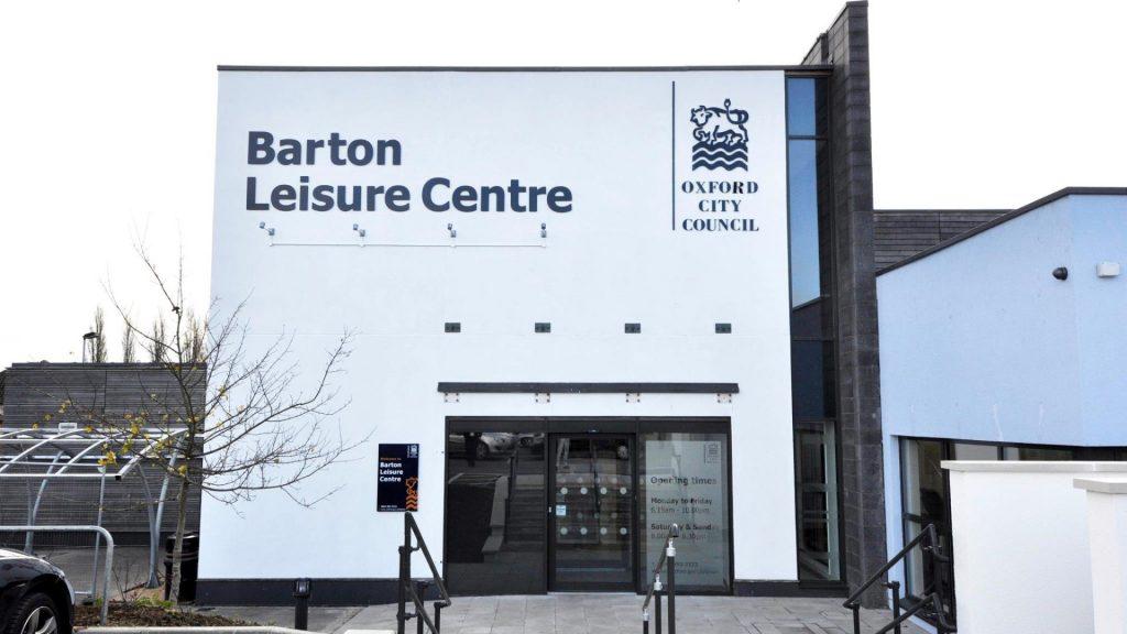 Barton Leisure Centre Oxford