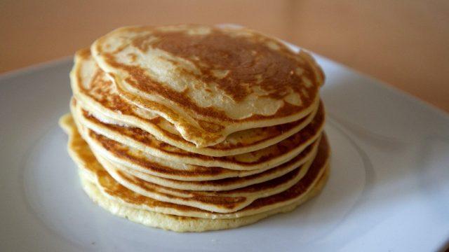 Foolproof Basic Pancake Recipe