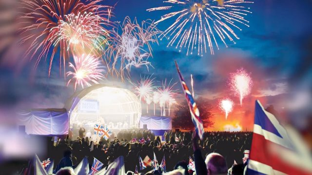 Battle Proms Picnic Concert at Blenheim Palace