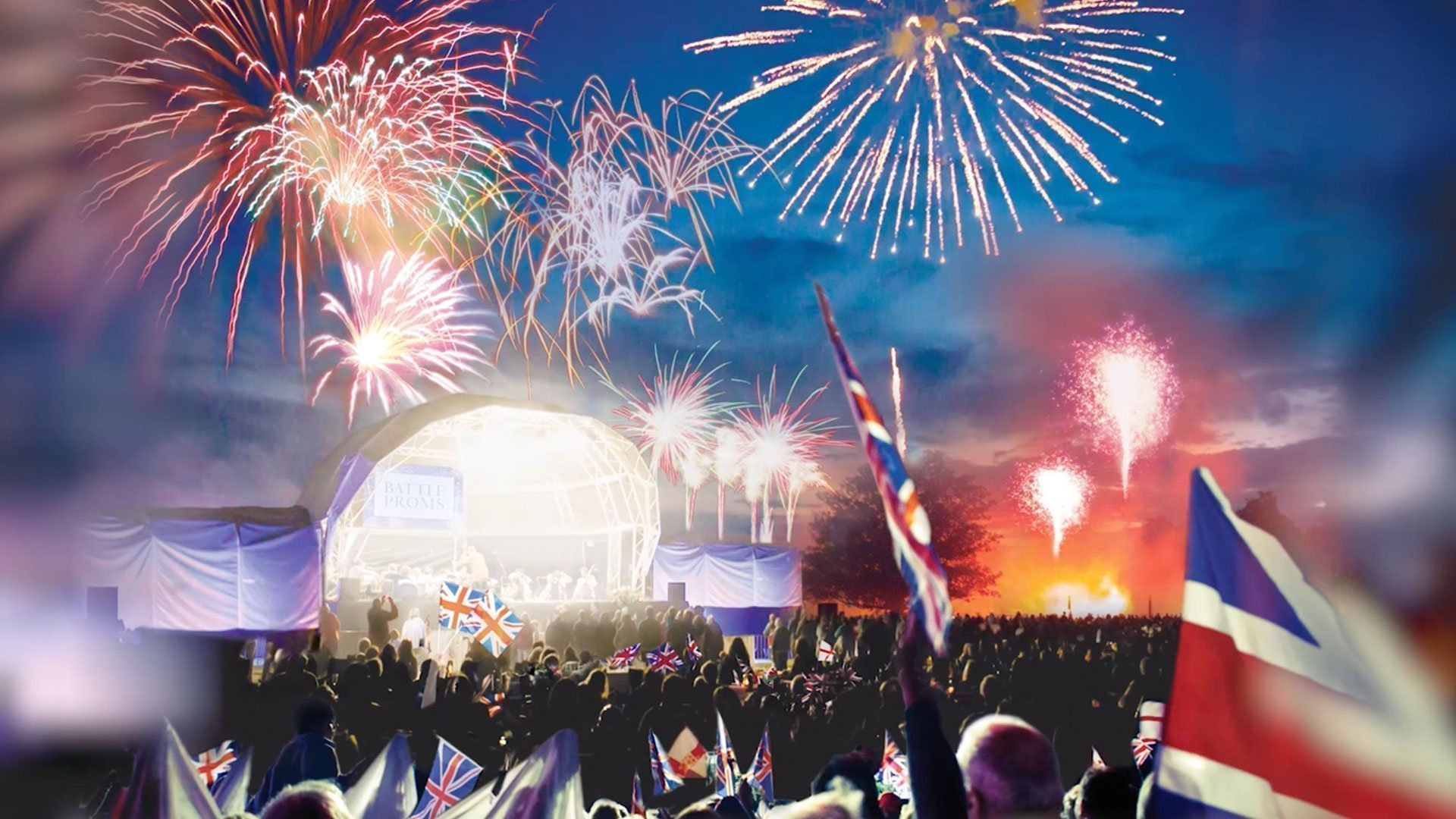 Battle Proms Picnic Concert at Blenheim Palace