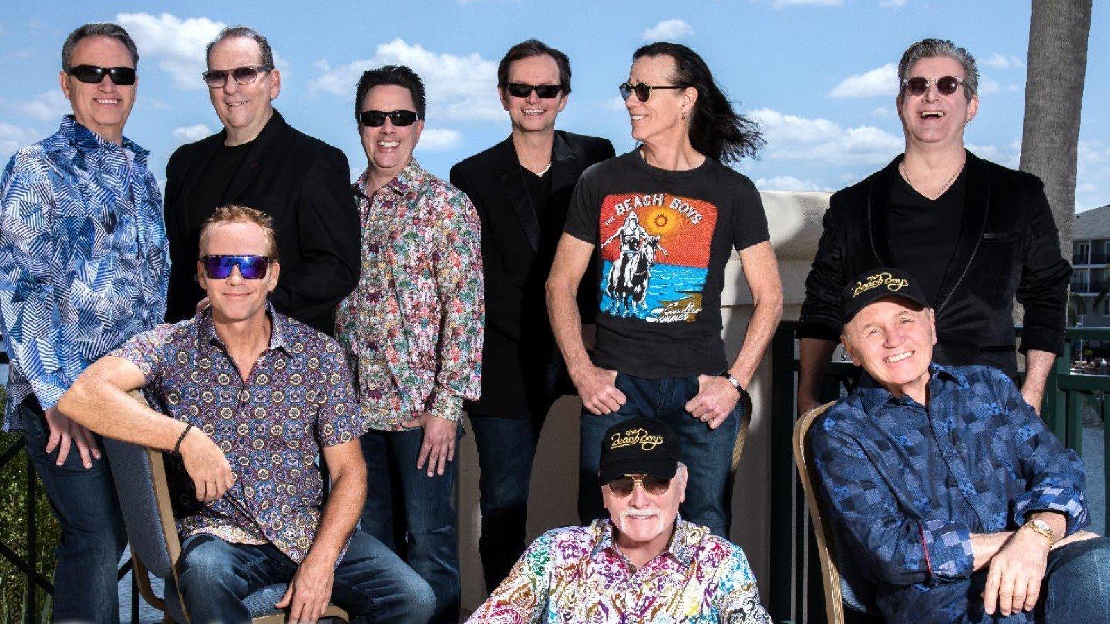 Beach Boys to perform at Cornbury Music Festival 2019
