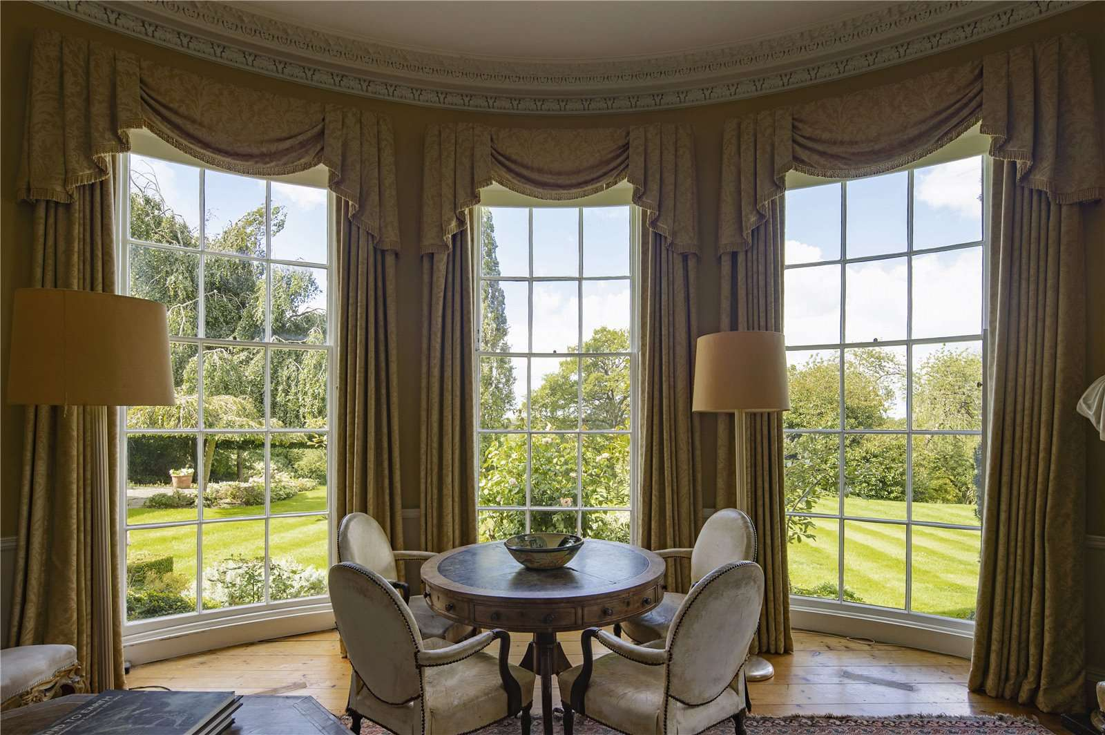 Beauforest House, Wallingford - Image Gallery 06 - Drawing Room
