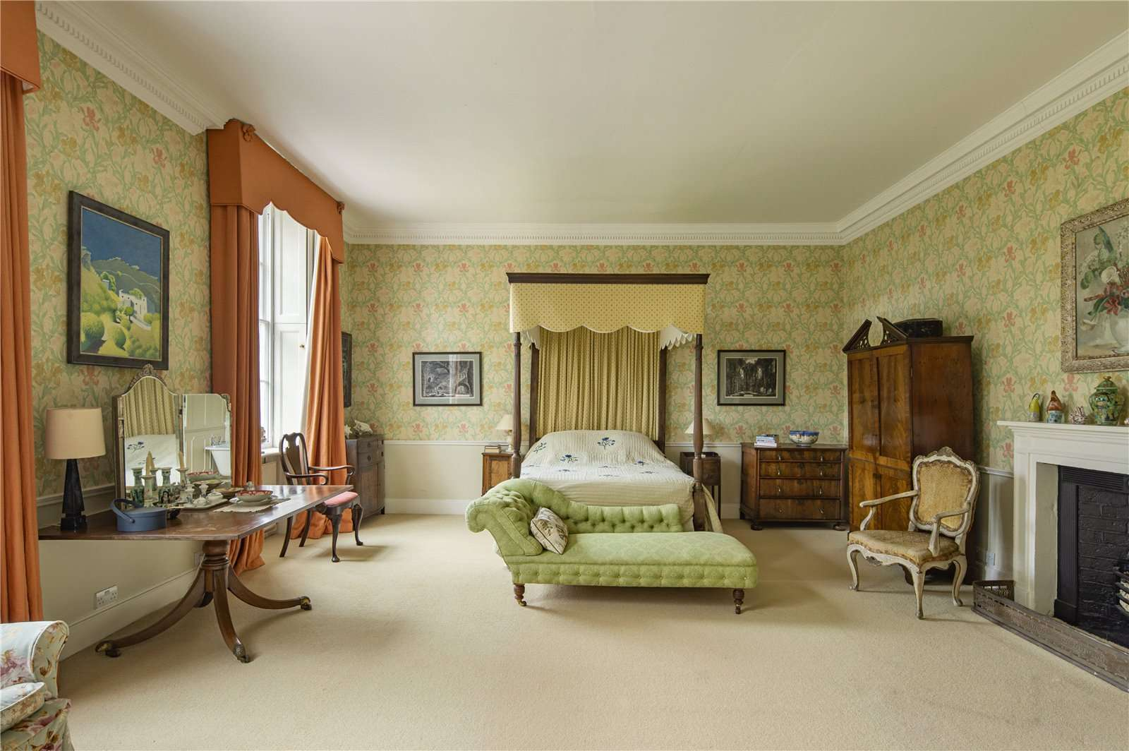 Beauforest House, Wallingford - Image Gallery 12 - Bedroom