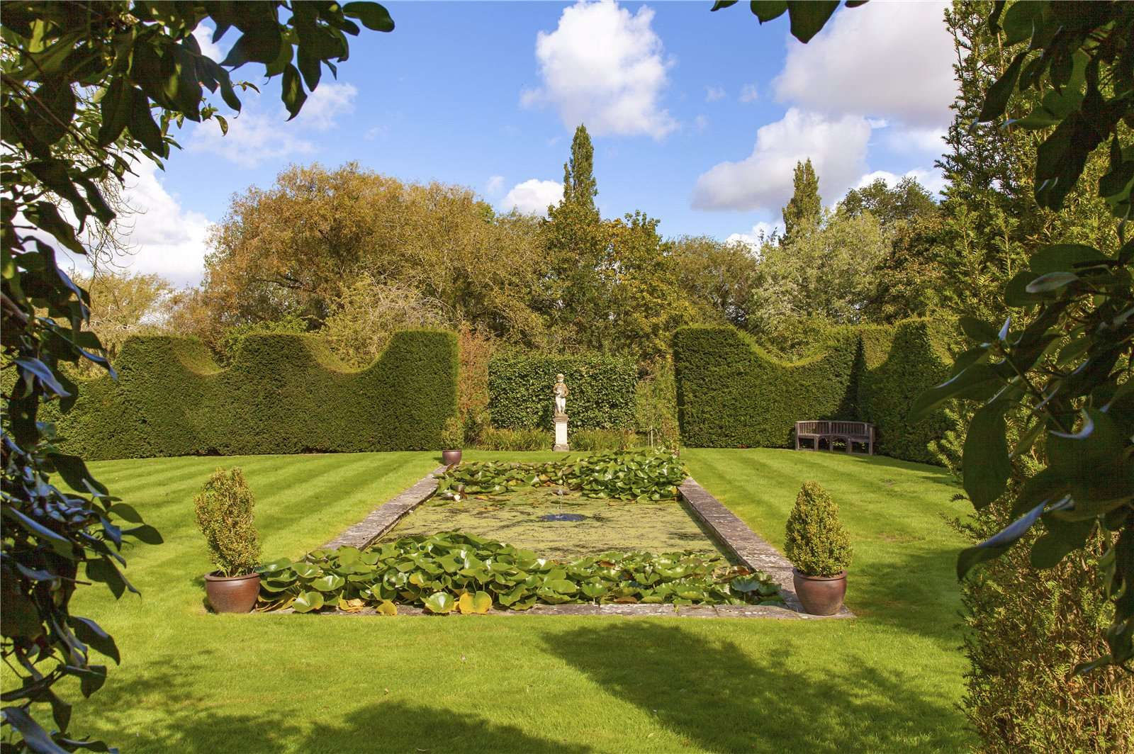 Beauforest House, Wallingford - Image Gallery 15 - Gardens