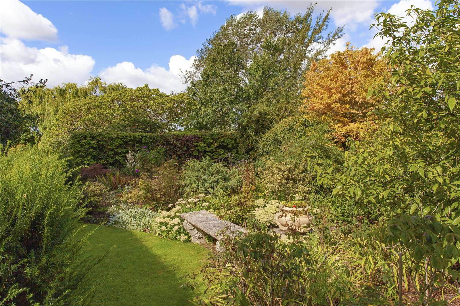 Beauforest House, Wallingford - Image Gallery 16 - Gardens