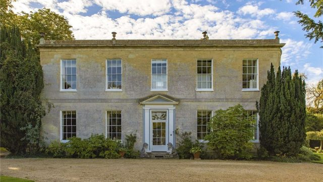 Beauforest House: A magnificent Grade II listed Georgian country house