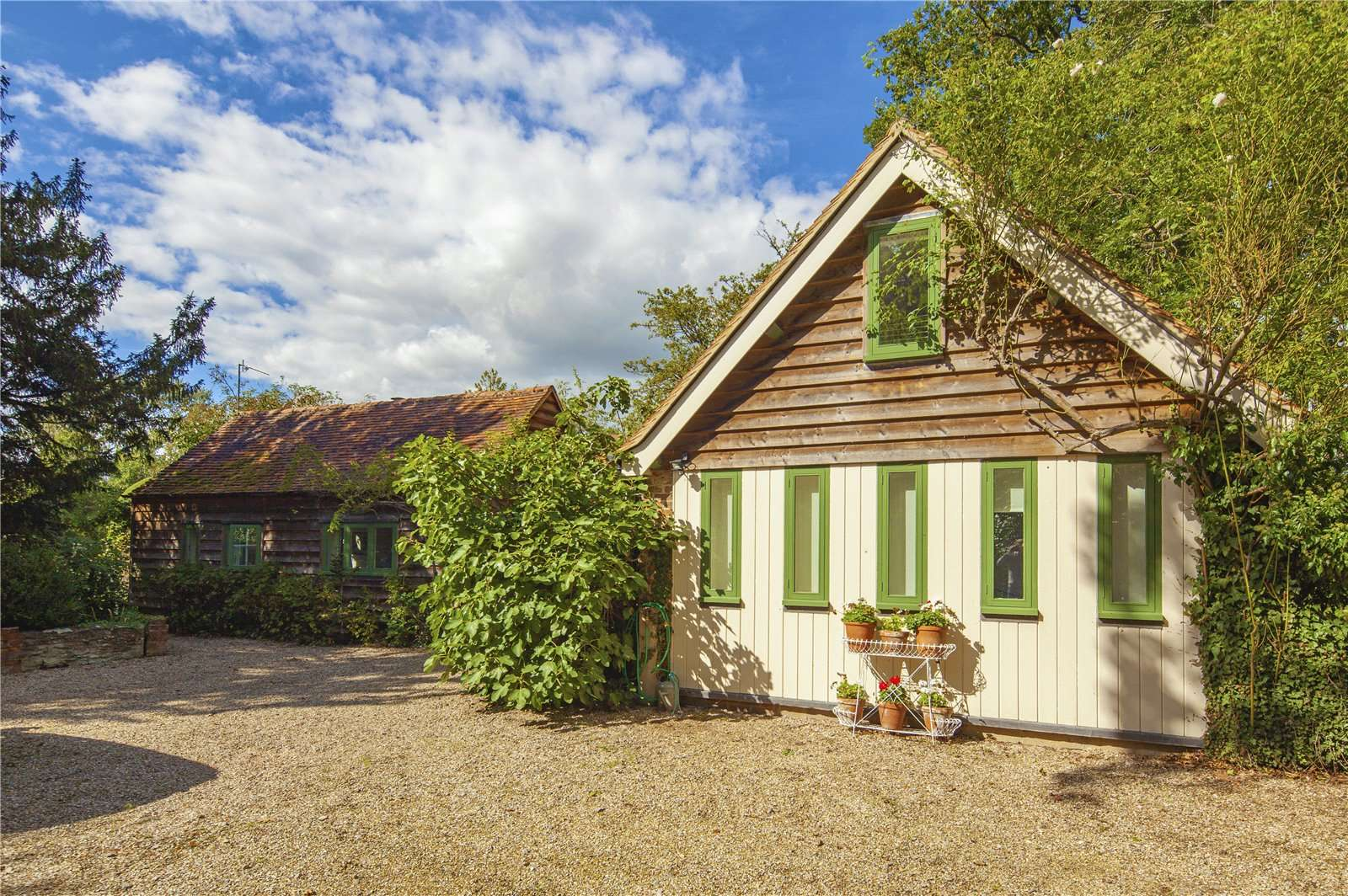 Beauforest House, Wallingford - Image Gallery 17 - The Cottage