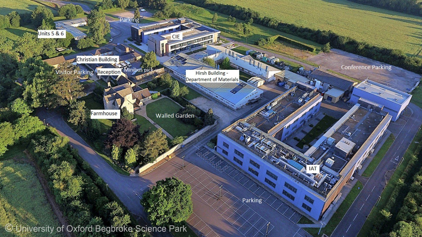 Legal & General to develop major science and innovation district with University of Oxford