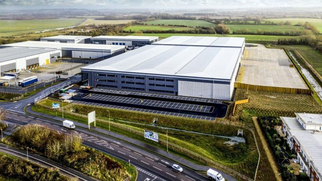 Bicester Expansion for UK Electric Vehicle Company Arrival