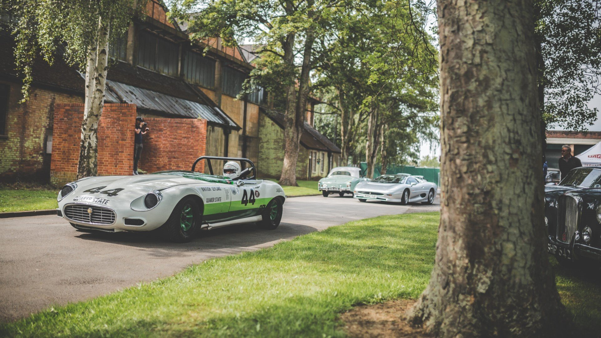 Bicester Heritage October 2020 Scamble