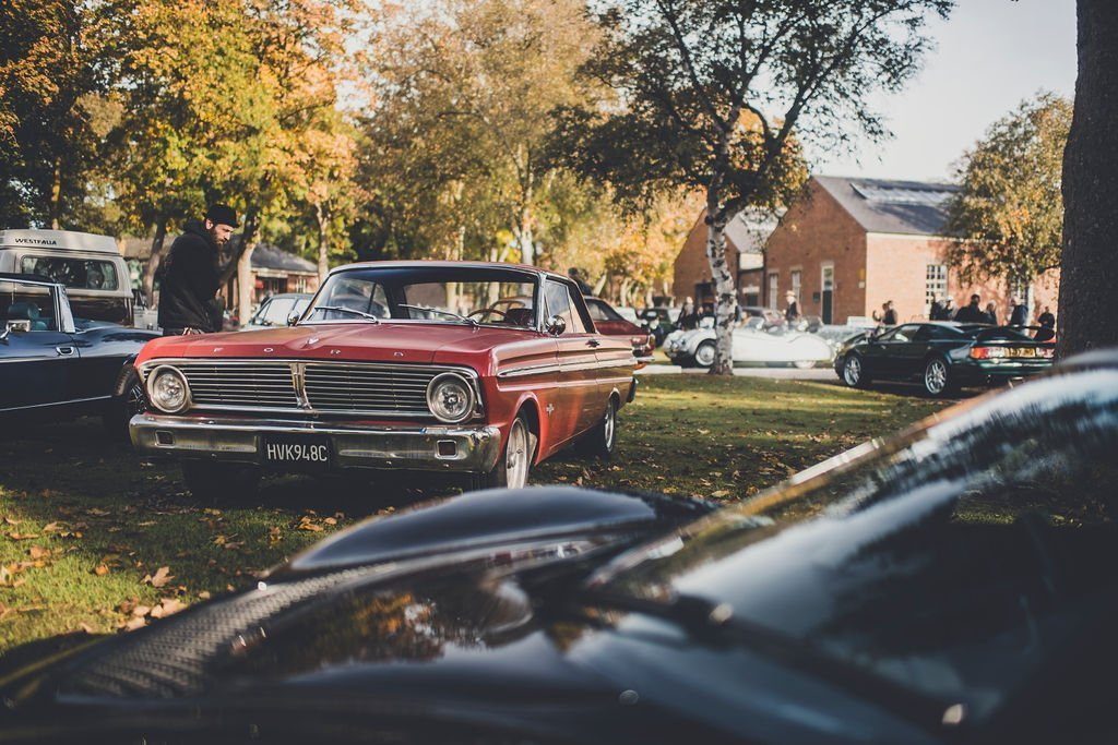 Bicester Heritage January 2020 Scamble Gallery Image 06