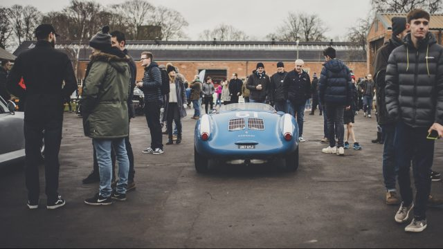 Over 6,500 visitors to Bicester Heritage's first scramble of the year