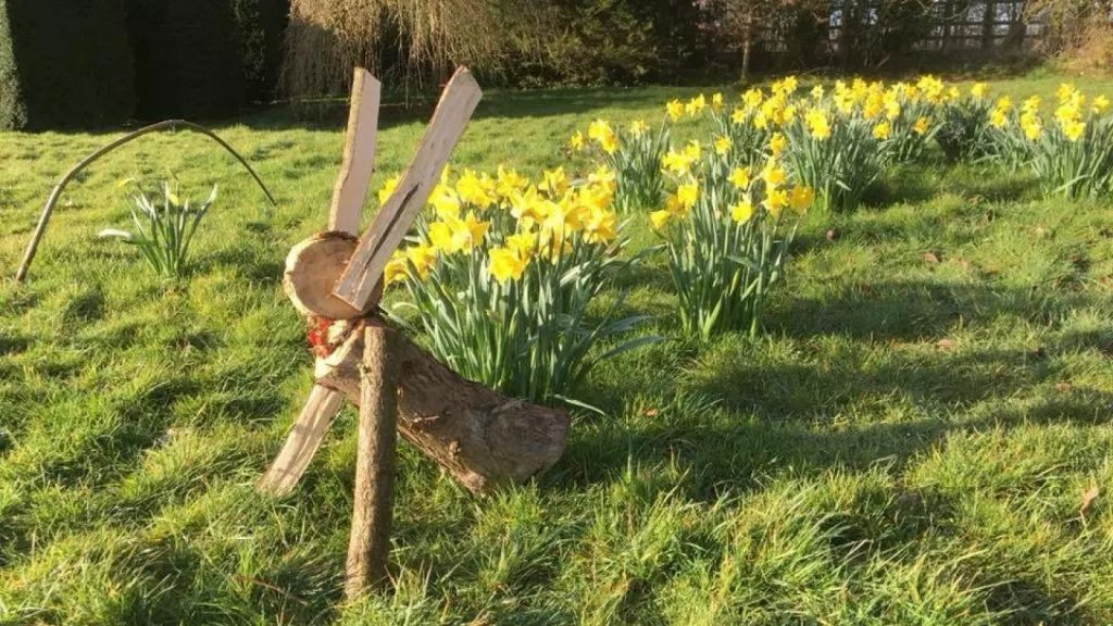 Big Easter Bunny Hunt at Waterperry Gardens