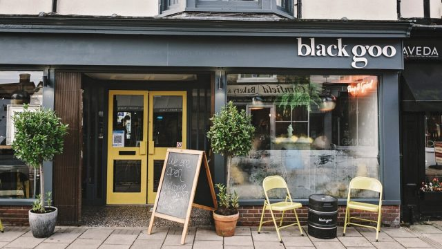 Black Goo Coffee, Thame, Oxfordshire