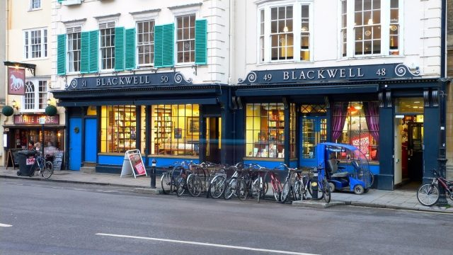 Blackwell's, Oxford Broad Street