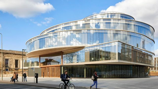 Blavatnik School of Government, University of Oxford