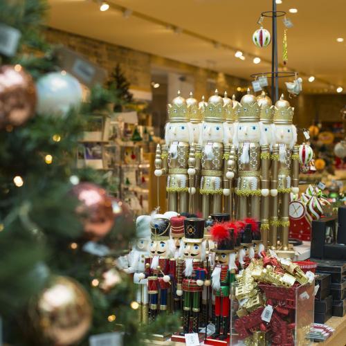 Blenheim Palace Christmas Market 2018