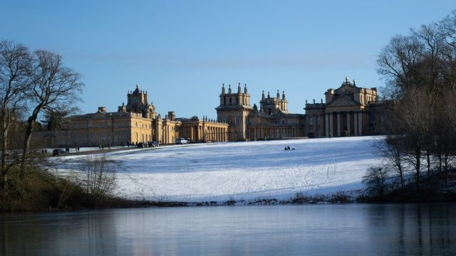 New report reveals Blenheim Palace local economic impact in 2020