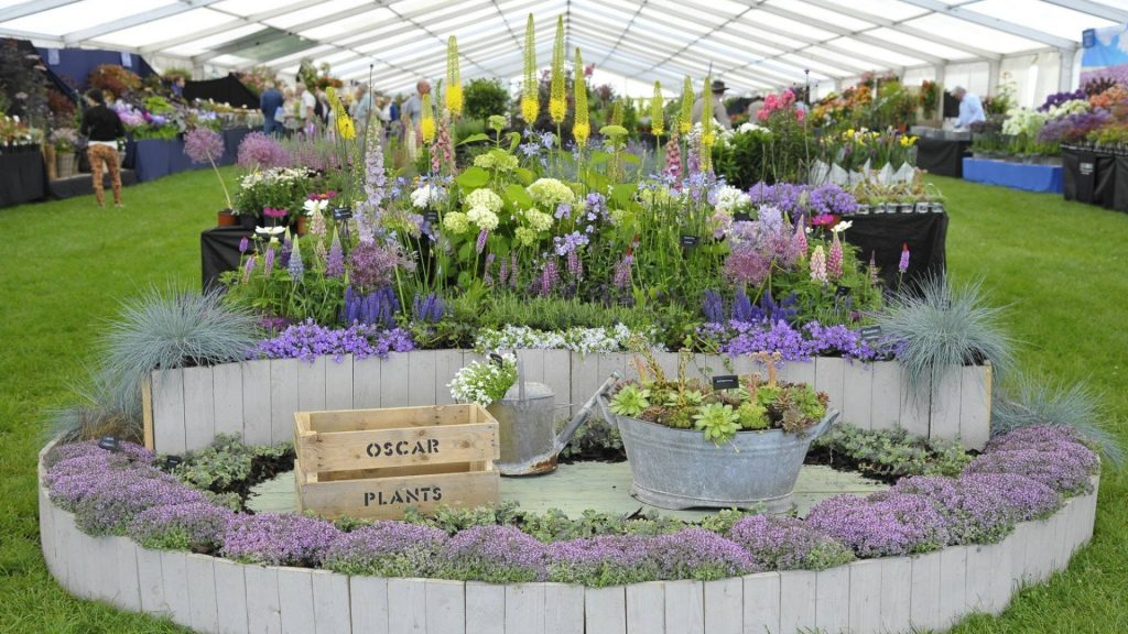 Blenheim Palace Flower Show 2019