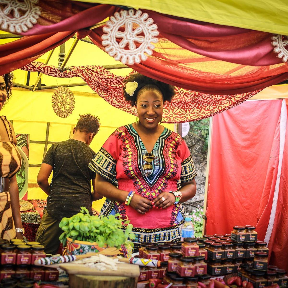 Blenheim Palace Food Festival 05