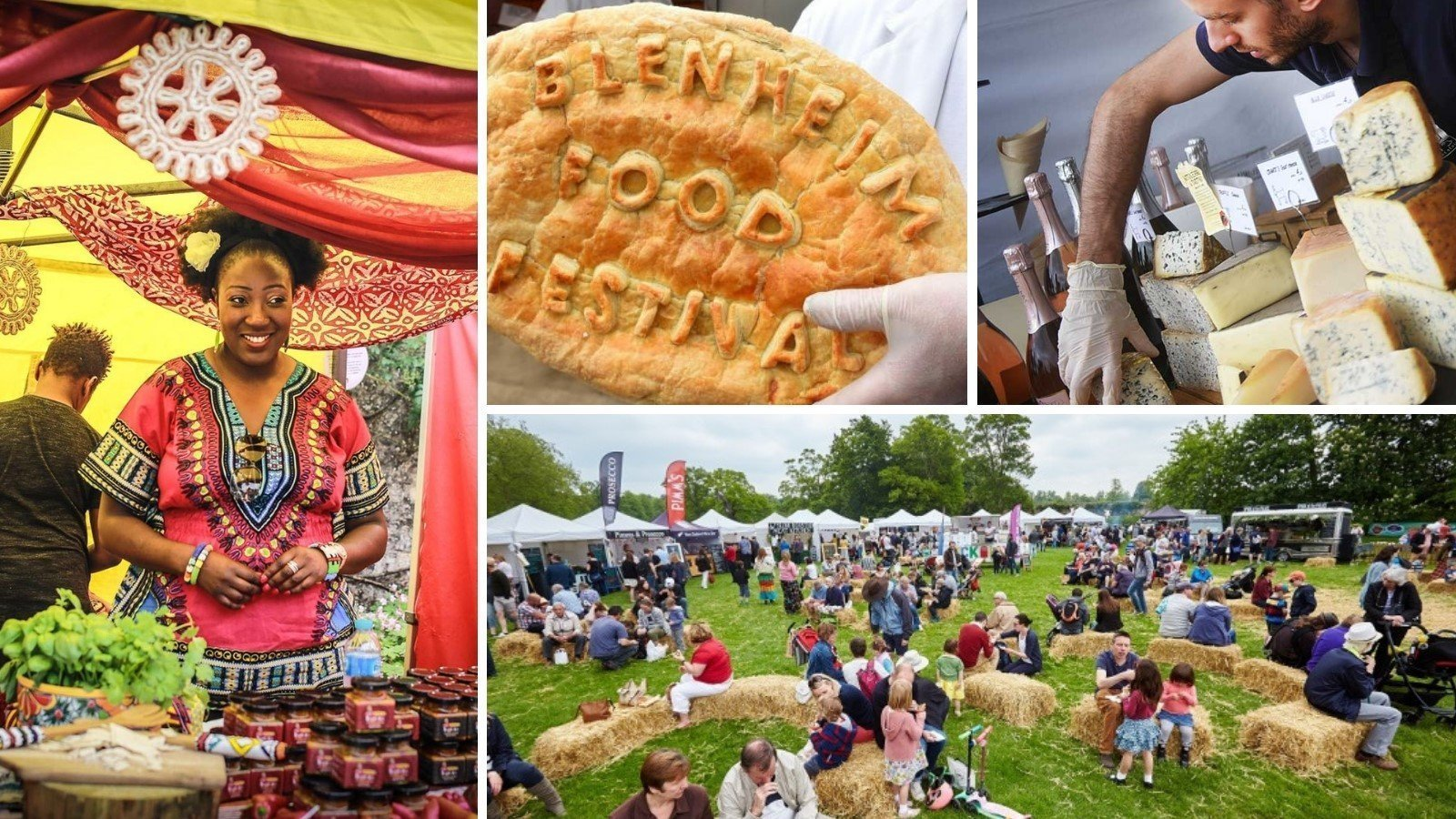 Blenheim Palace Food Festival 2019