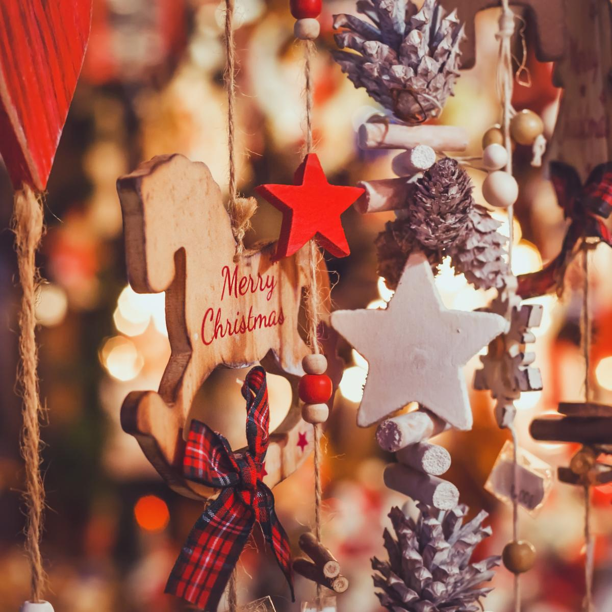 Blenheim Palace Living Crafts for Christmas 2019