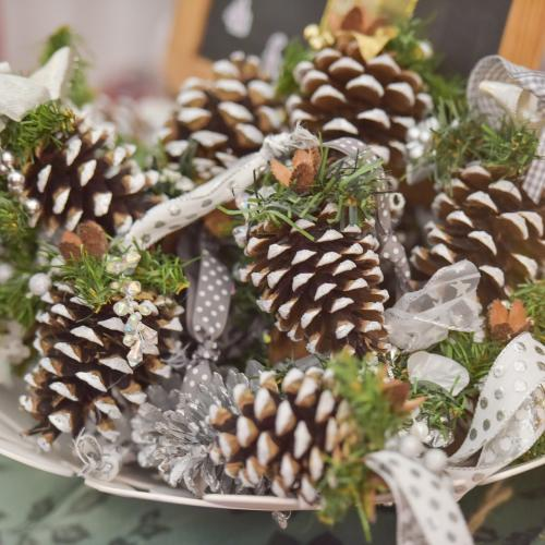 Blenheim Palace Living Crafts for Christmas