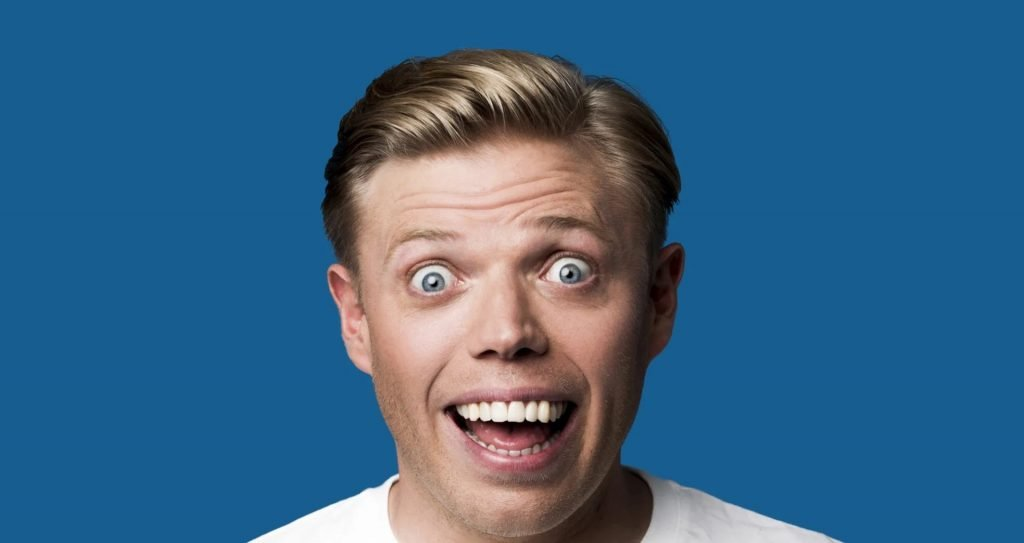 Rob Beckett - Wallop at New Theatre Oxford