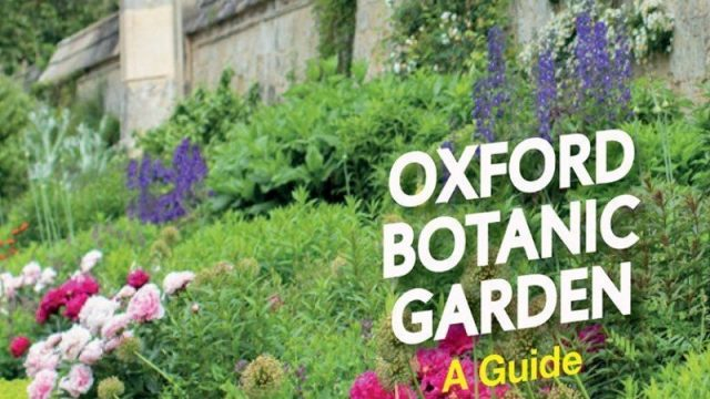 Oxford Botanic Garden - A Guide