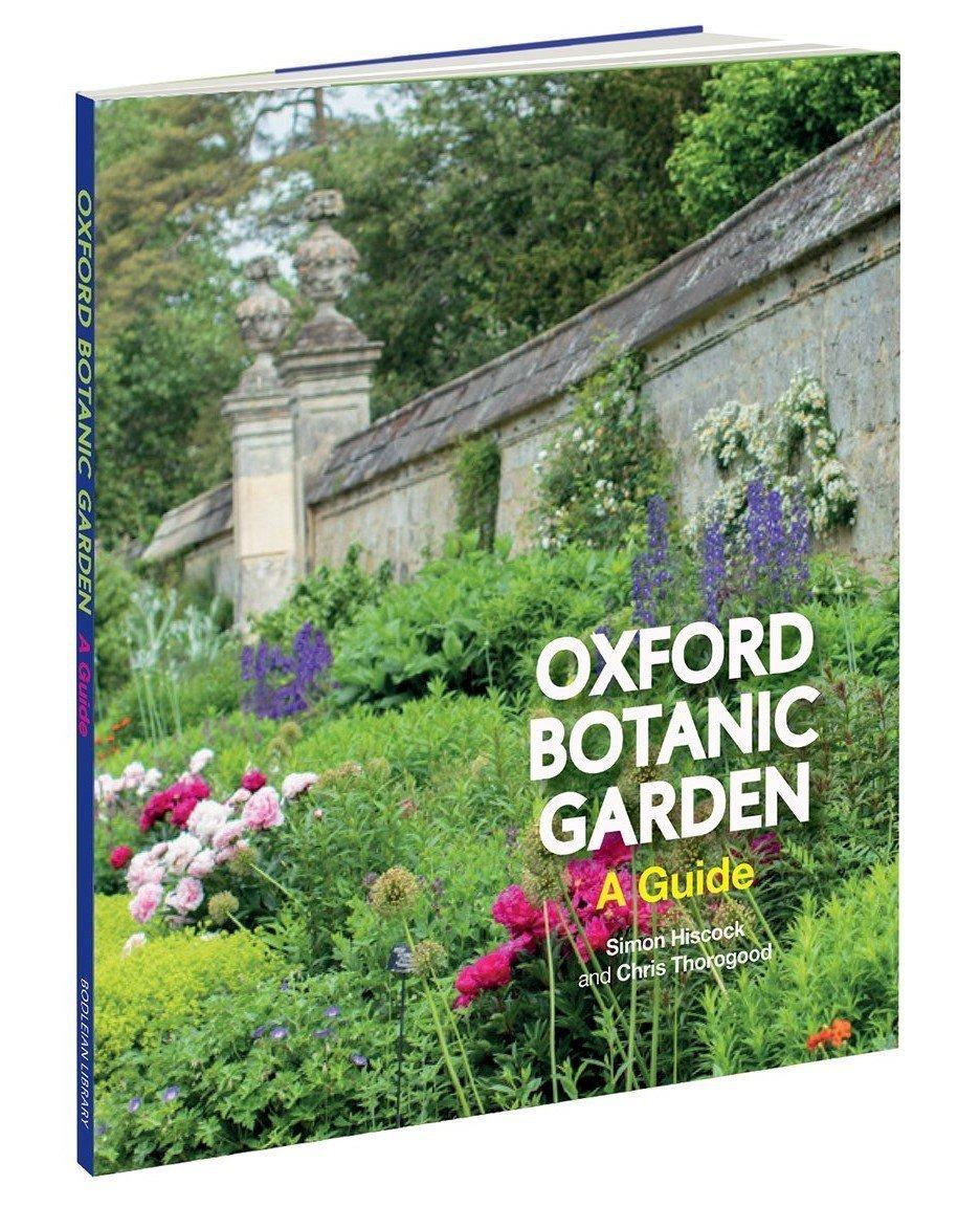 Book: Oxford Botanic Garden - A Guide