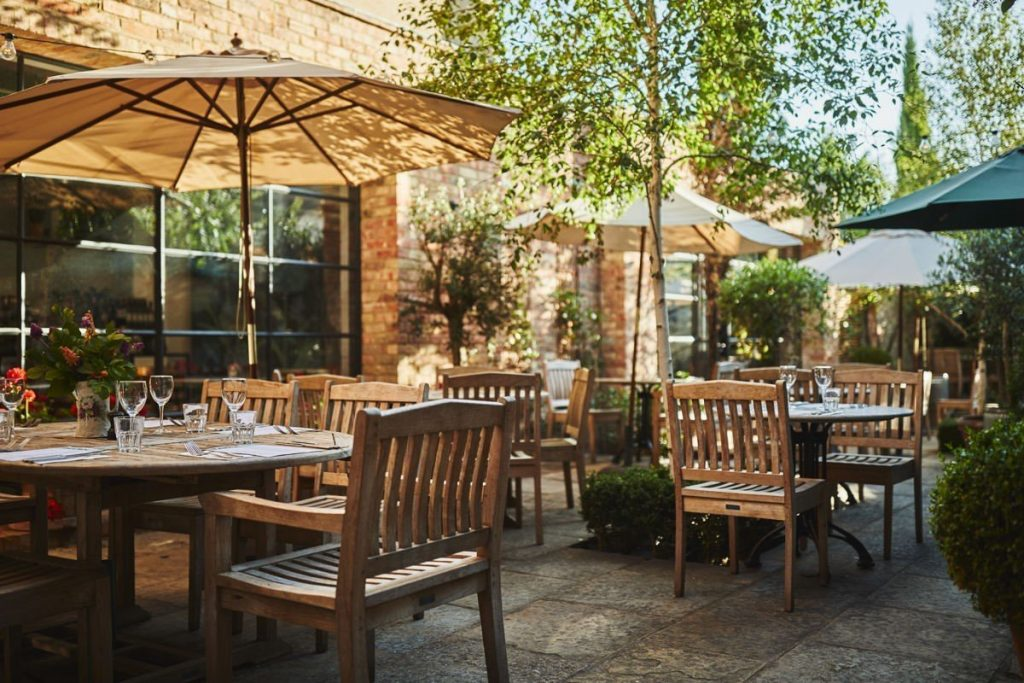 Branca Restaurant and Bar Oxford