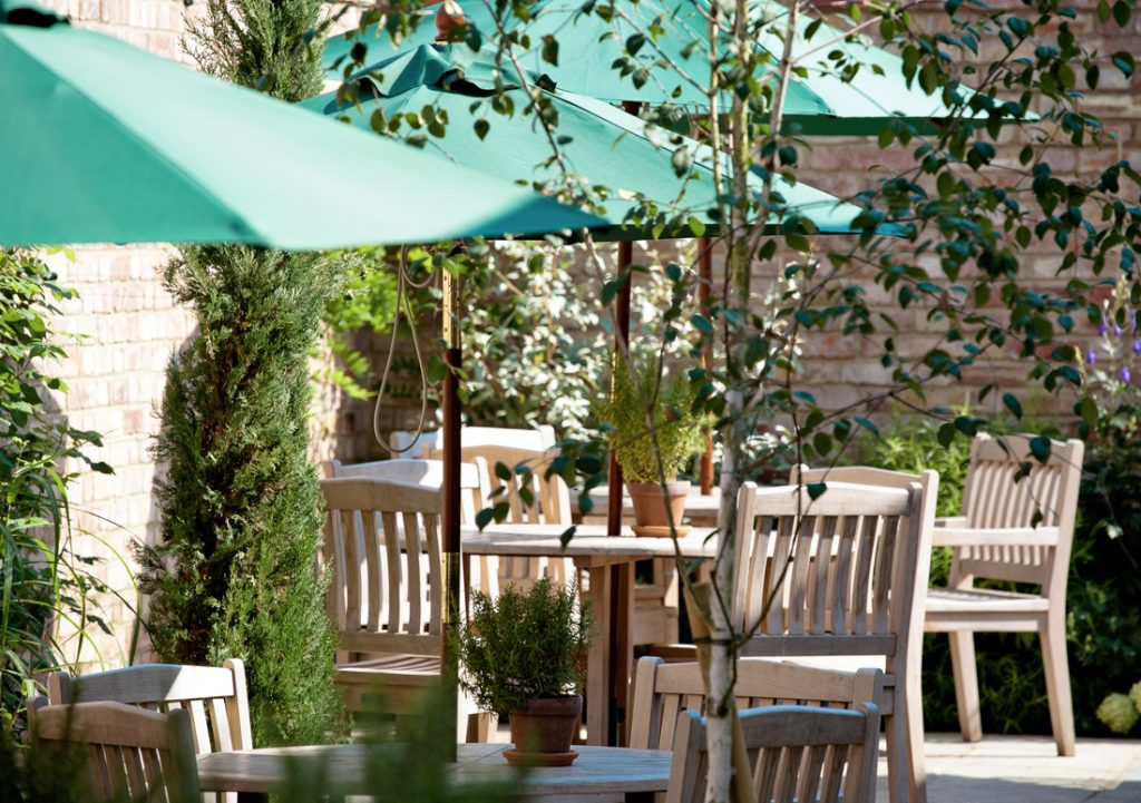 Branca Restaurant and Brasserie, Jericho, Oxford - Terrace