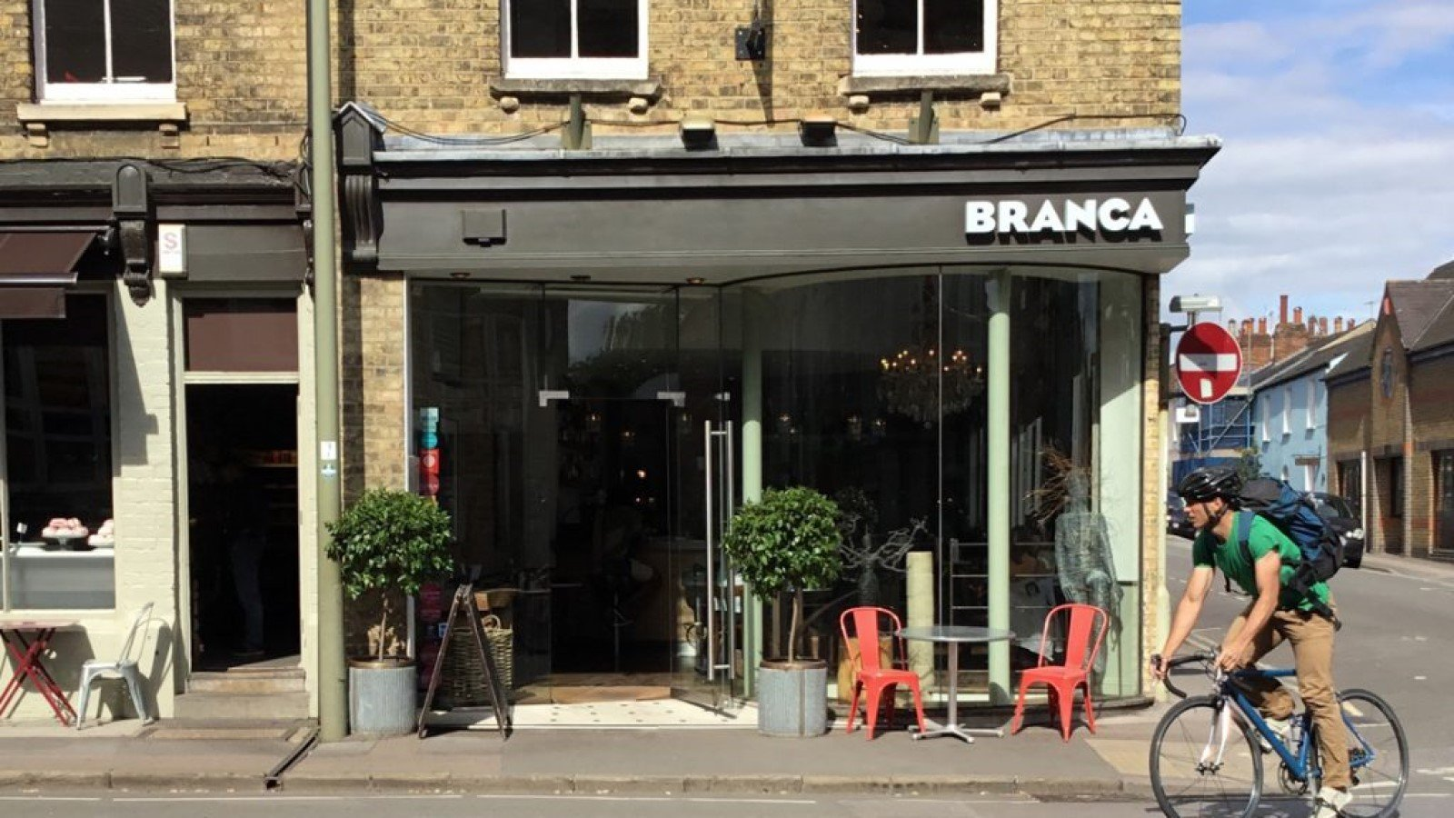 Branca Restaurant and Brasserie, Jericho, Oxford