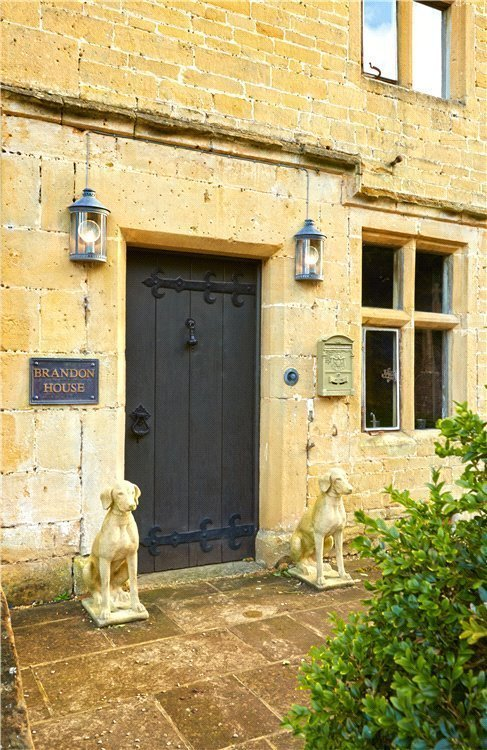 Brandon House, Manor Road, Sandford St. Martin, Chipping Norton, Oxfordshire - Gallery Image 10 - Entrance