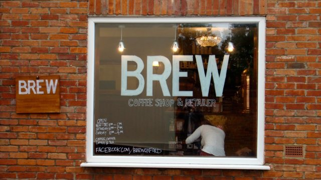 Brew Coffee Shop & Retailer, Jericho, Oxford