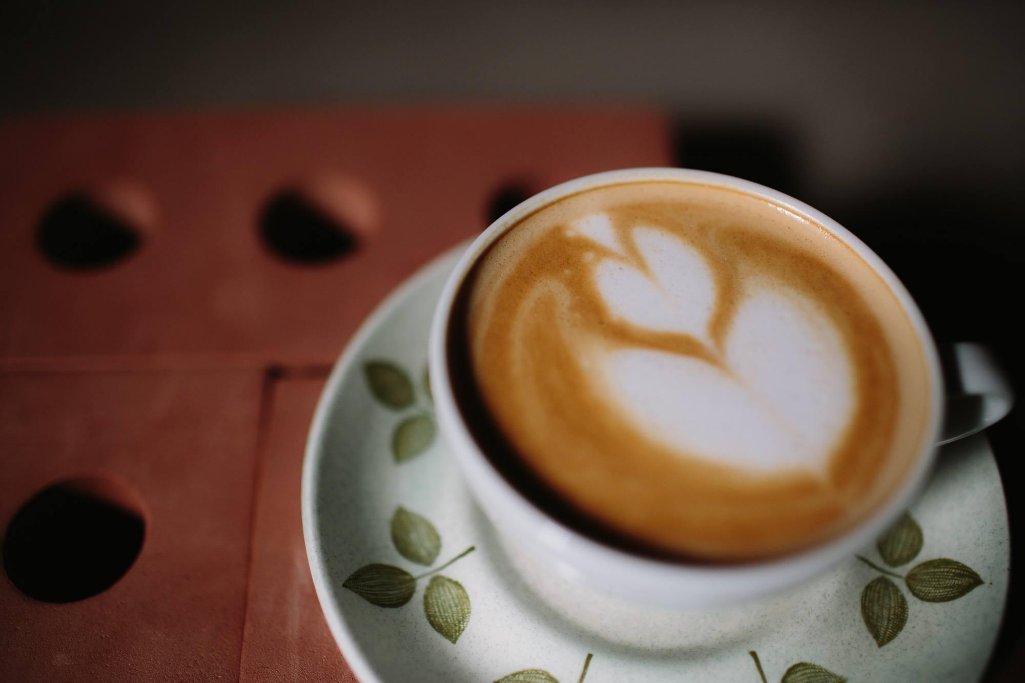 Brick Cafe Bar @ Modern Art Oxford - Fresh Coffee