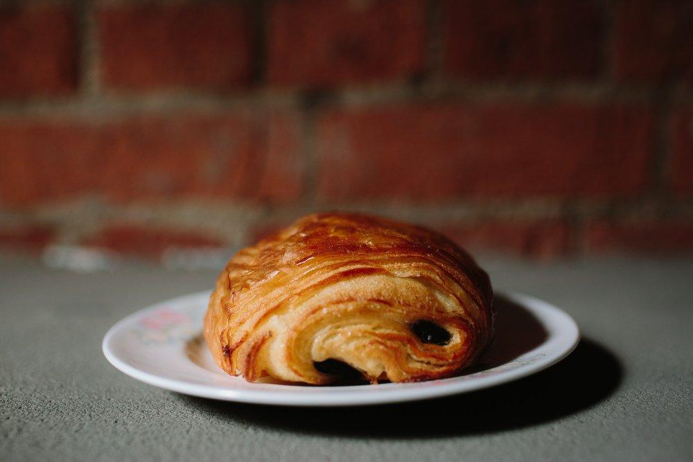 Brick Cafe Bar @ Modern Art Oxford - Freshly Baked Pastries