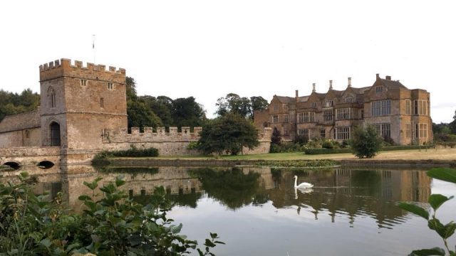 Broughton Castle, Banbury, Oxfordshire