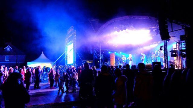 BunkFest 2021, Wallingford, Oxfordshire