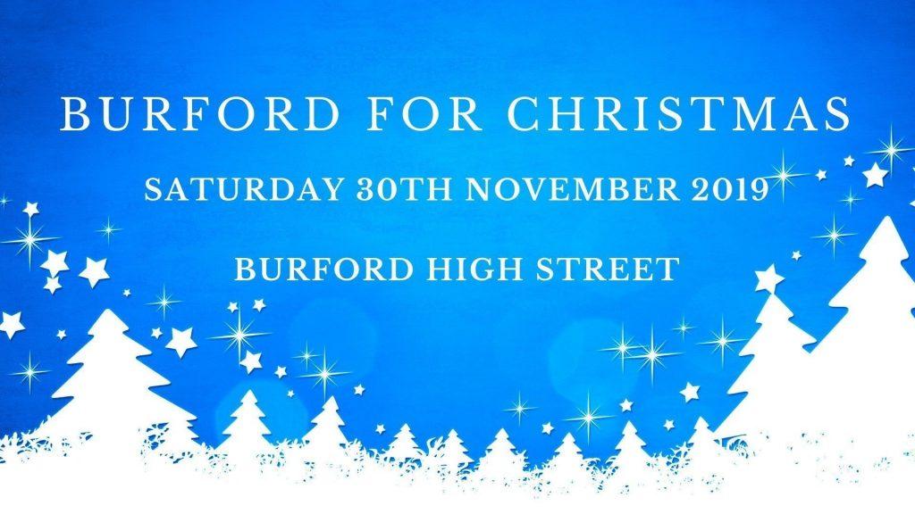 Burford for Christmas 2019