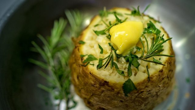 Burford's Slow-baked Celeriac Recipe by Burford Garden Company